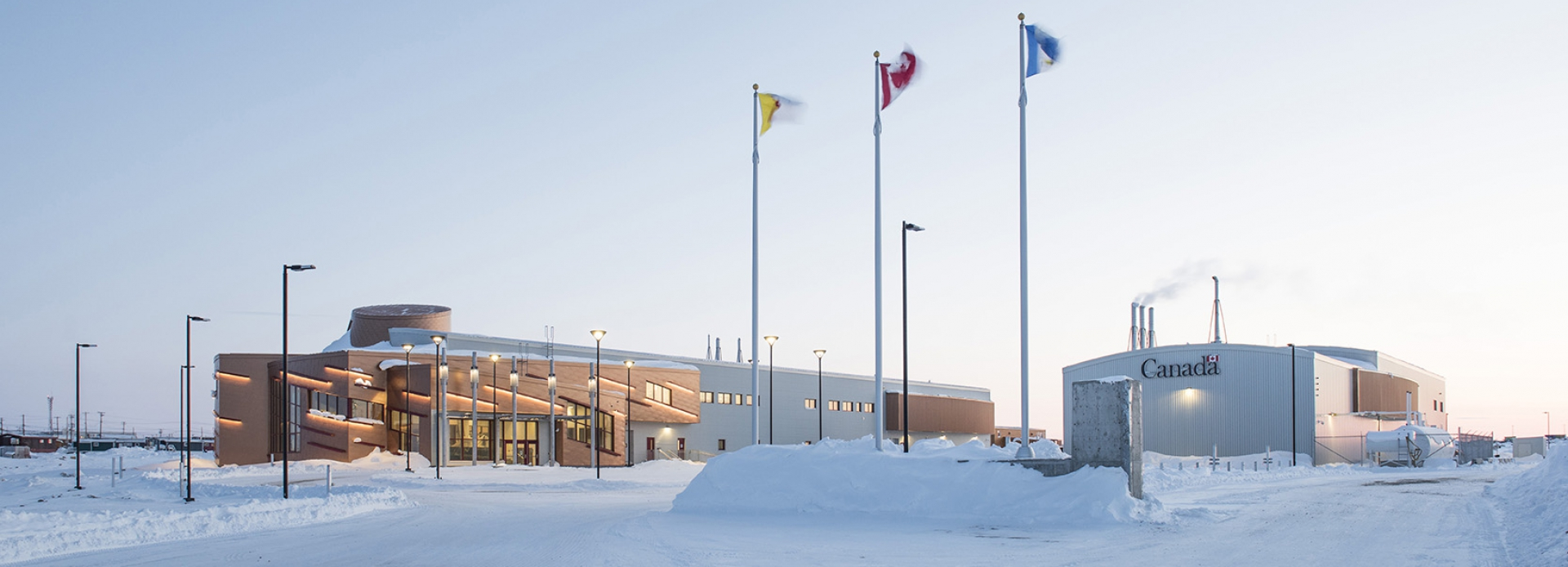 Canadian High Arctic Research Station (CHARS) for Aboriginal Affairs and Northern Development Canada